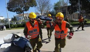 הבוקר: מוסדות חינוך מתרגלים מצבי חירום