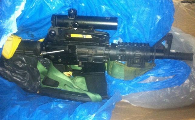 """זה הנשק ששימש לרצח בני הזוג הנקין הי""""ד"""