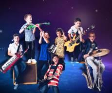להקת הקינדרלעך בסינגל חדש: עולה עולה