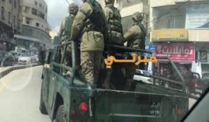 הקורונה בירדן: הצבא התפרס ברחובות