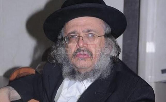 """הקדוש הרב ישעיהו קרישבסקי הי""""ד"""