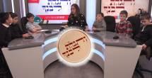 פאנל ילדים אקטואלי עם אסתי גרינברג; צפו