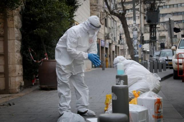 חולה קורונה חרדי נתפס באוטובוס לירושלים