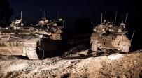 """ארכיון - פלסטינים ירו רקטות; צה""""ל הגיב בירי טנקים"""