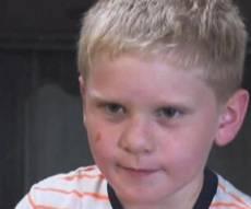גיבור בן 6: קפץ למים והציל שני פעוטות מטביעה