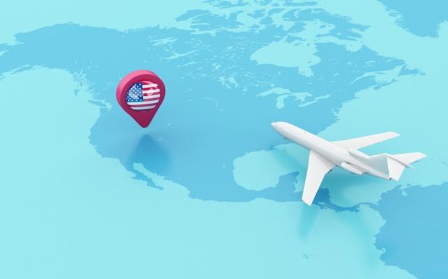 בעלי אזרחות אירופאית נכנסים לאמריקה ללא ויזה