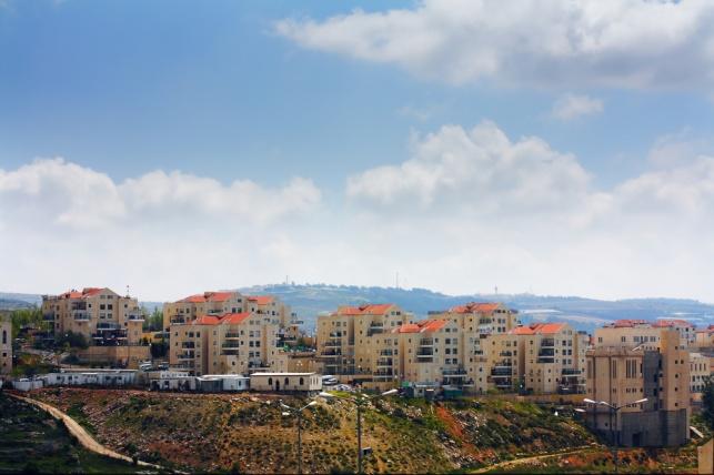 """""""ההתנחלות"""" ביתר עילית בה עובדים מאות פלסטינים"""