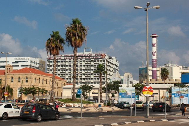 """בית החולים רמב""""ם בחיפה"""