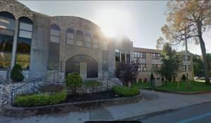 בית הכנסת בניו סקוור