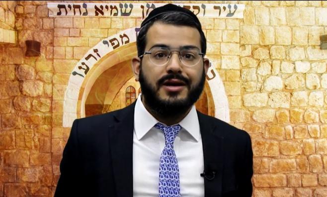 """הרב ישראל לורי בסיפור מיוחד על רשב""""י"""