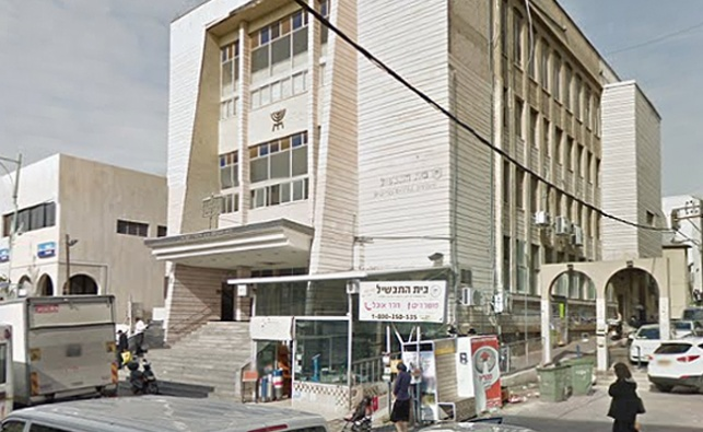 בית הכנסת הגדול בבני ברק. ארכיון