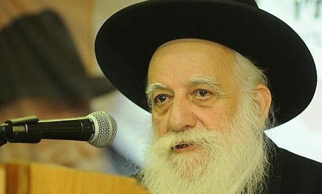 הרב אברהם דב אוירבך