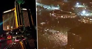 """הבריחה ההמונית ומלון """"מנדליי ביי"""" - עשרות הרוגים ופצועים מירי בלאס וגאס"""