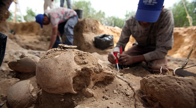 חפירות קברים