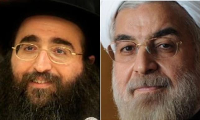 הרב פינטו: נשיא איראן הזמין אותי