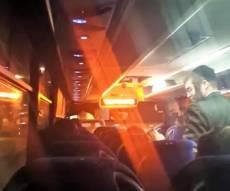 נסיעה שגרתית בקו 131 מביתר עלית לאלעד