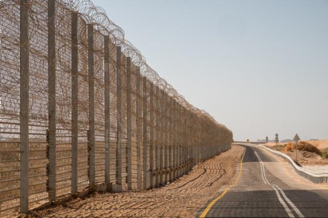 הגבול עם ירדן