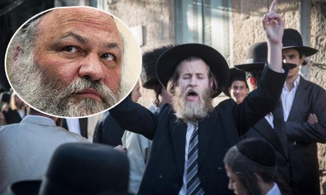 גולדקנופף על רקע מחאת שבת