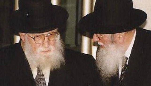 הרב שיינברג. 102 שנות תורה