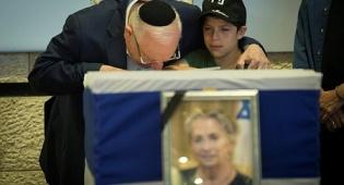 """הנשיא: """"היית ירושלמית יותר מהירושלמים"""""""