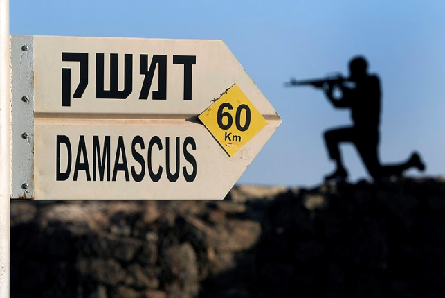 """סוריה מאיימת: """"נגיב בזמן המתאים"""""""