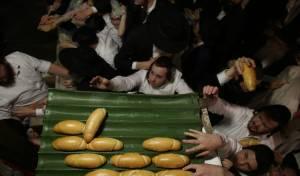 גלריה מרהיבה: הבהלה לחמץ - בירושלים