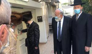 היום, בבתי הכנסת