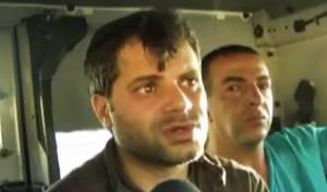 קשה לצפייה: בן דוד משחזר את רצח אבו חדיר