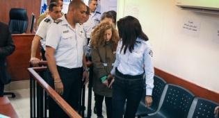 תמימי בבית המשפט שבוע שעבר - ריססו בירושלים כתובת בזכות תמימי ונעצרו
