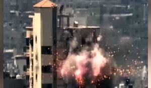 """לוחמי מגלן תקפו משגר נ""""ט - בבניין מגורים"""