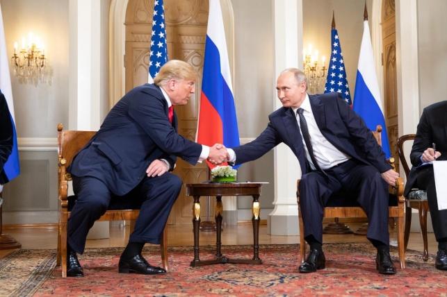 "טראמפ בראיון: ""פוטין מעריץ של נתניהו"""