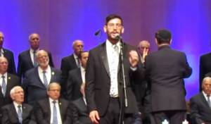 לייזר ברוק מבצע בלייב: משה ואהרן בכהניו