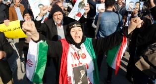 ההפגנות באיראן - 3,700 מפגינים נעצרו בגל ההפגנות באיראן