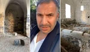 """מוסלמים זועמים על רון קובי בגלל """"מסגד"""""""