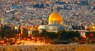 קריתה מרדתא כיום - השמות הנוספים של ירושלים: 'עקרה' ו'אל-קודס'