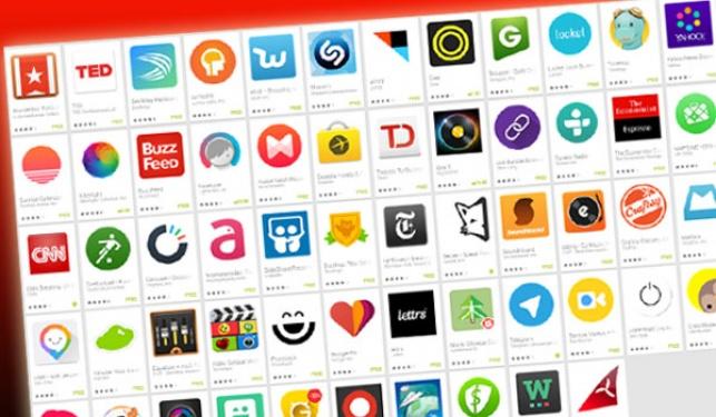 האפליקציות הכי טובות לשנת 2014