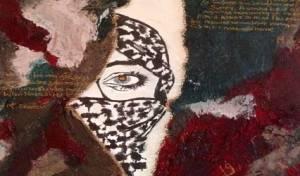 """איור לדוגמה, המציג את הערבי """"השולט בכל פלסטין"""" - לא רק אצלנו: 'שיימינג' נגד חיילים ערבים"""