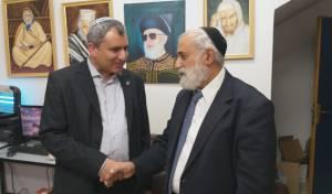ניסים זאב הודיע: תומך בזאב אלקין בירושלים