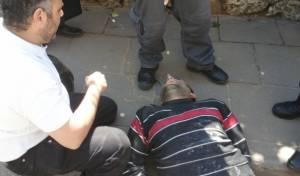 מעצר חשוד בשוד בבני ברק. אילוסטרציה - ארבעה שודדים אלימים נעצרו בבני ברק