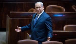 ראש הממשלה במליאת הכנסת