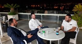 מונטג וגרינברג עם שלומי פולק, אמש