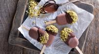 מג'יק שלס. ציפוי שוקולד מבריק לגלידה או לארטיק