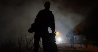 וידאו: מרדף אחר המחבל שרצח חייל חרדי