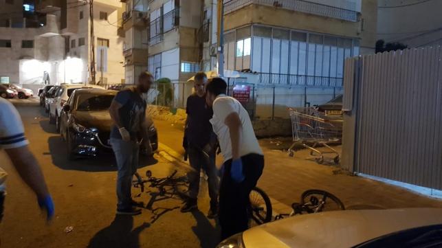 כוחות פשטו על מחסן  הגנבים; שניים נעצרו