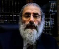 הרב מילצקי - הרב שלא פוטר: 'שמו מולי שומרים חמושים'