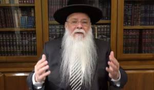 הרב מרדכי מלכא על פרשת כי תשא • צפו