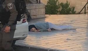 זירת הפיגוע - בת 17 נפרדה כ'שהידה' וניסתה לפגע. צפו