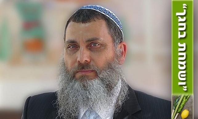 הרב ניר בן ארצי במאמר לסוכות