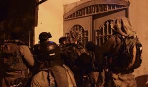 מעצר פלסטינים