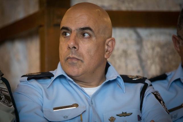 אחרי הפרעות בלוד: מפקד המחוז - מתפטר